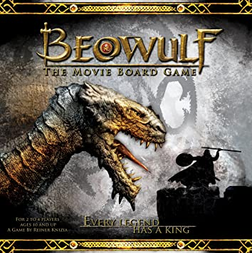 Fantasy Flight Games Beowulf The Movie Board Game Amazon