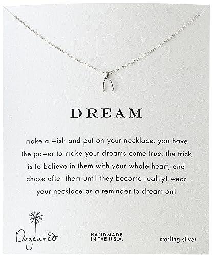 Wishbone necklace jewelry meaning good luck symbol wishes wishbone pendant necklace gift card aloadofball Choice Image
