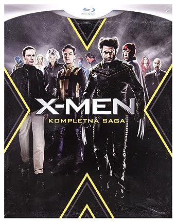 X Men BOX 5Blu Ray English Audio