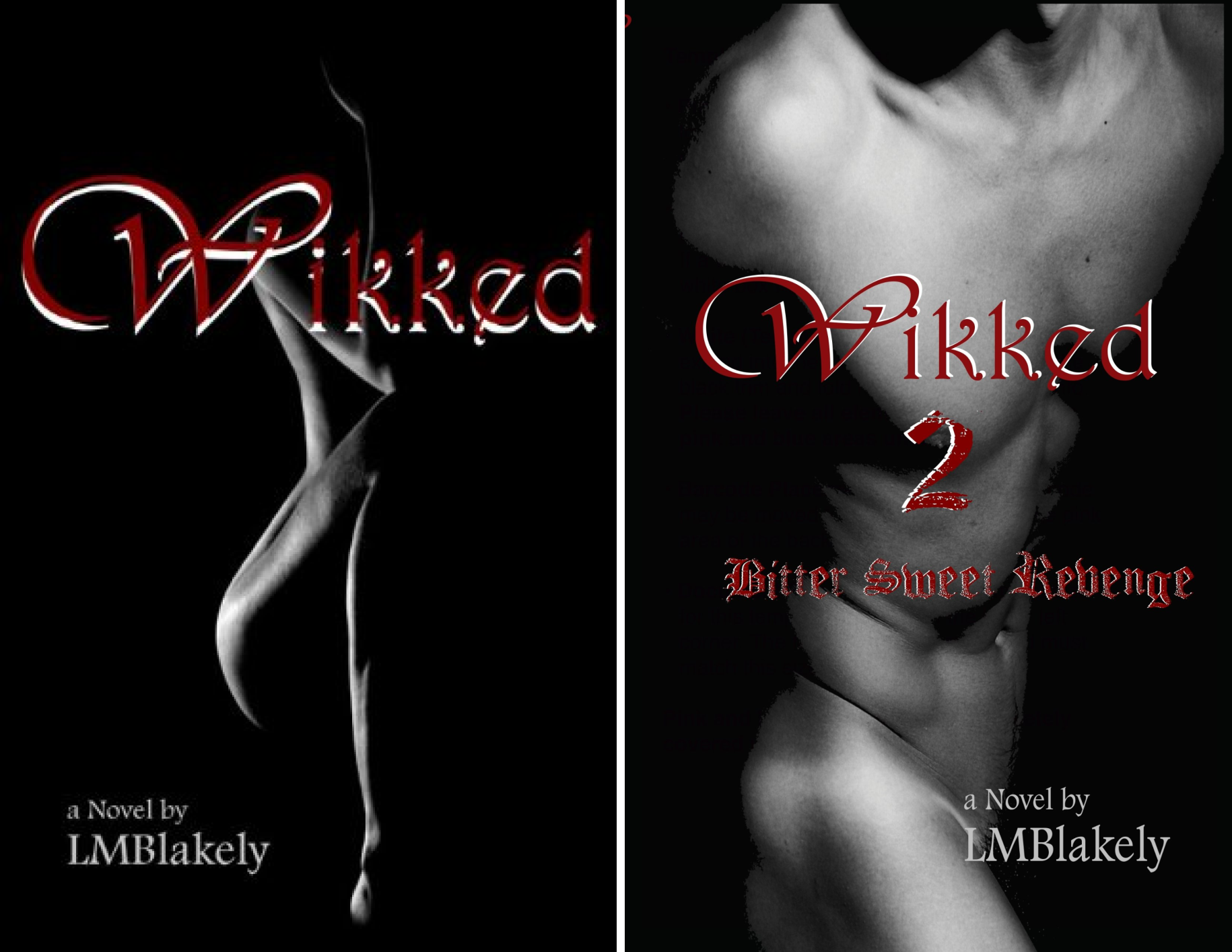 Wikked (2 Book Series)