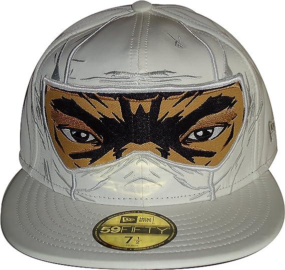 1bcebb1d304 GI Joe New Era Storm Shadow Big Face 59Fifty Fitted Cap Hat (7 1 2 ...