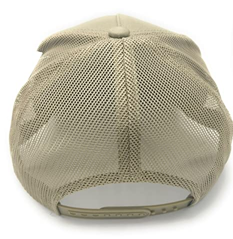 Amazon.com: Authentic Bass Pro Mesh Fishing Hat - Khaki, Adjustable, One Size Fits Most: Toys & Games