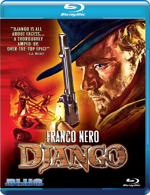 Amazon.com: Django [Blu-ray]: Franco Nero, Loredana Nusciak, Jose Bodalo,  Angel Alvarez, Sergio Corbucci: Movies & TV