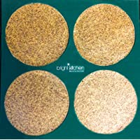 """Dehydrator Pizza Crust Circle Mold Shape Silicone Sheet Mat for Excalibur Dehydrating 14"""" x 14"""" Round Raw Tortilla…"""
