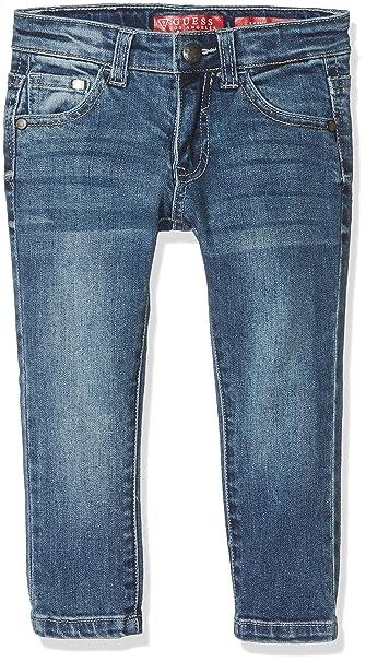 huge discount f3b53 66187 Guess Skinny Fit Denim Core Jeans, Bimbo 0-24, Multicolore ...