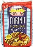 """Divella - Farina di Grano Tenero, Tipo """"00"""" , 1 kg"""