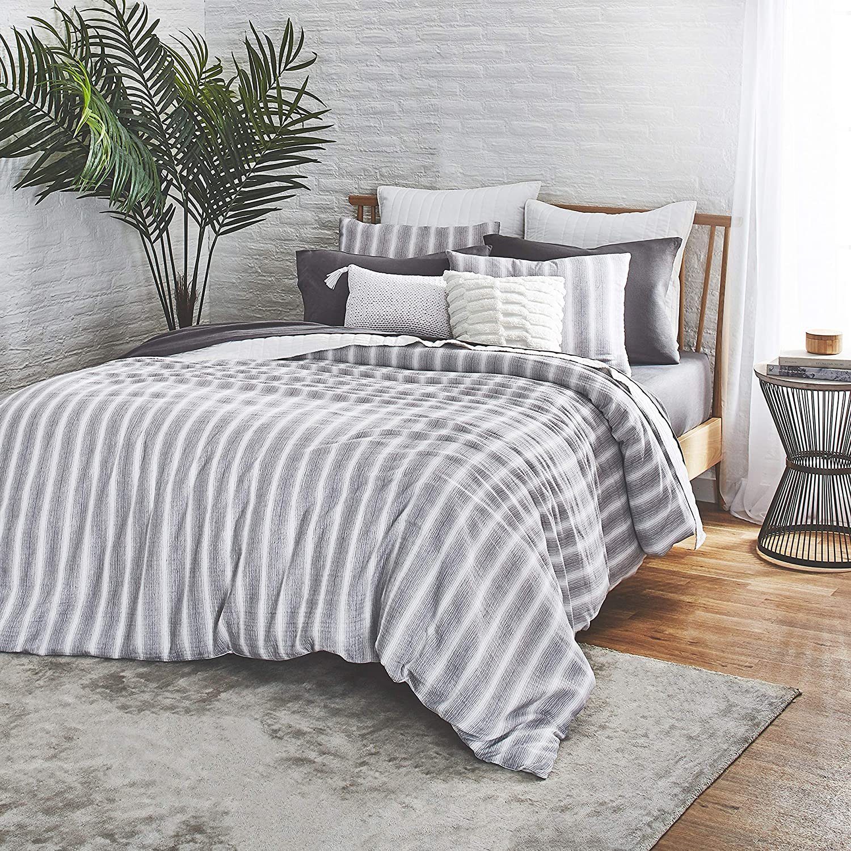 Splendid Home Capitola 3-Piece Cotton Comforter & Sham, Full/Queen, Comforter Set
