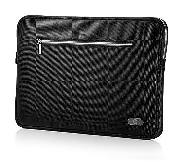 HP Ultrabook Sleeve - Funda para ordenador portátil, negro: Amazon.es: Informática