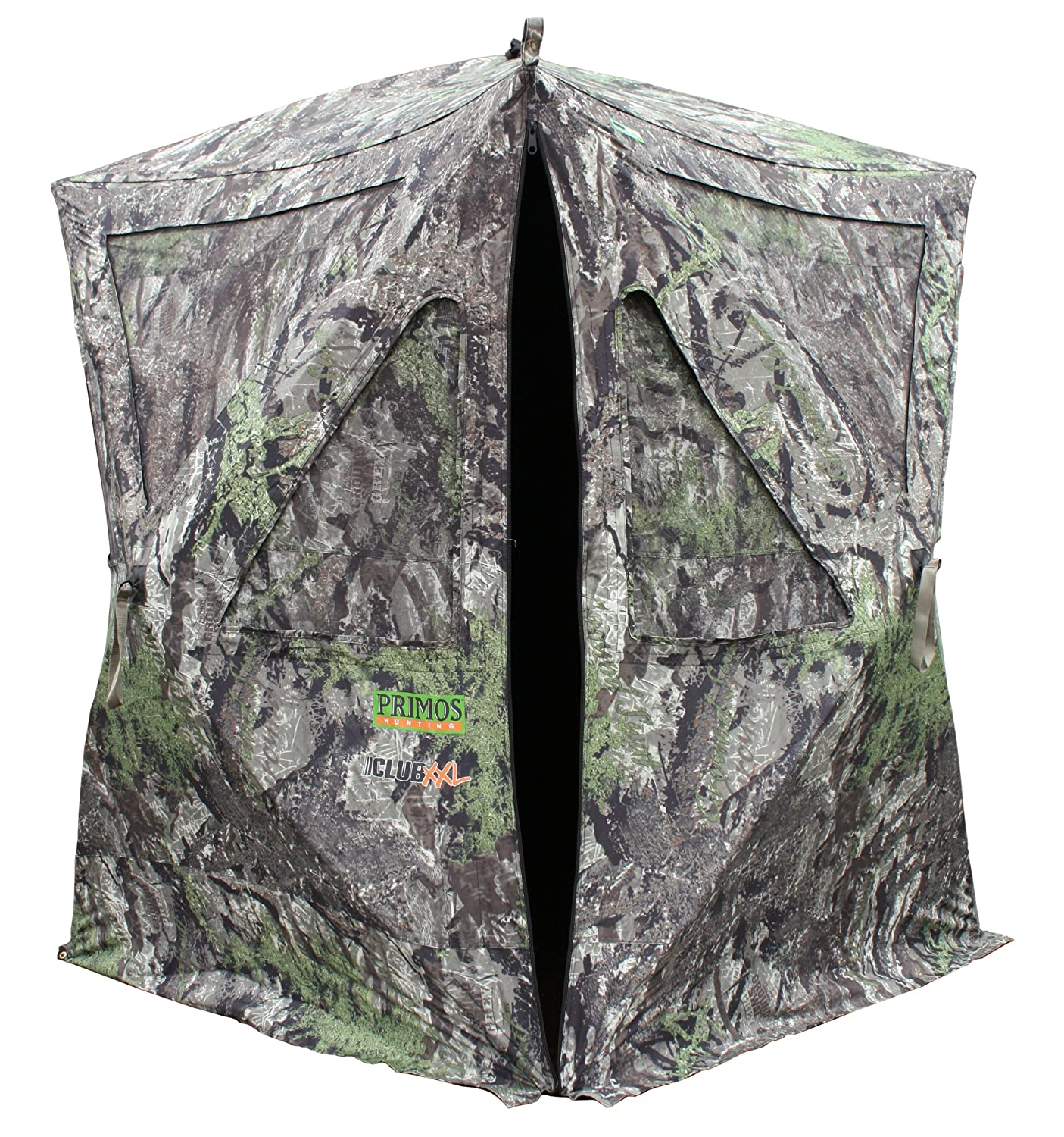 best win stuff myhomedesign blinds bow natural ground archery hunting blind