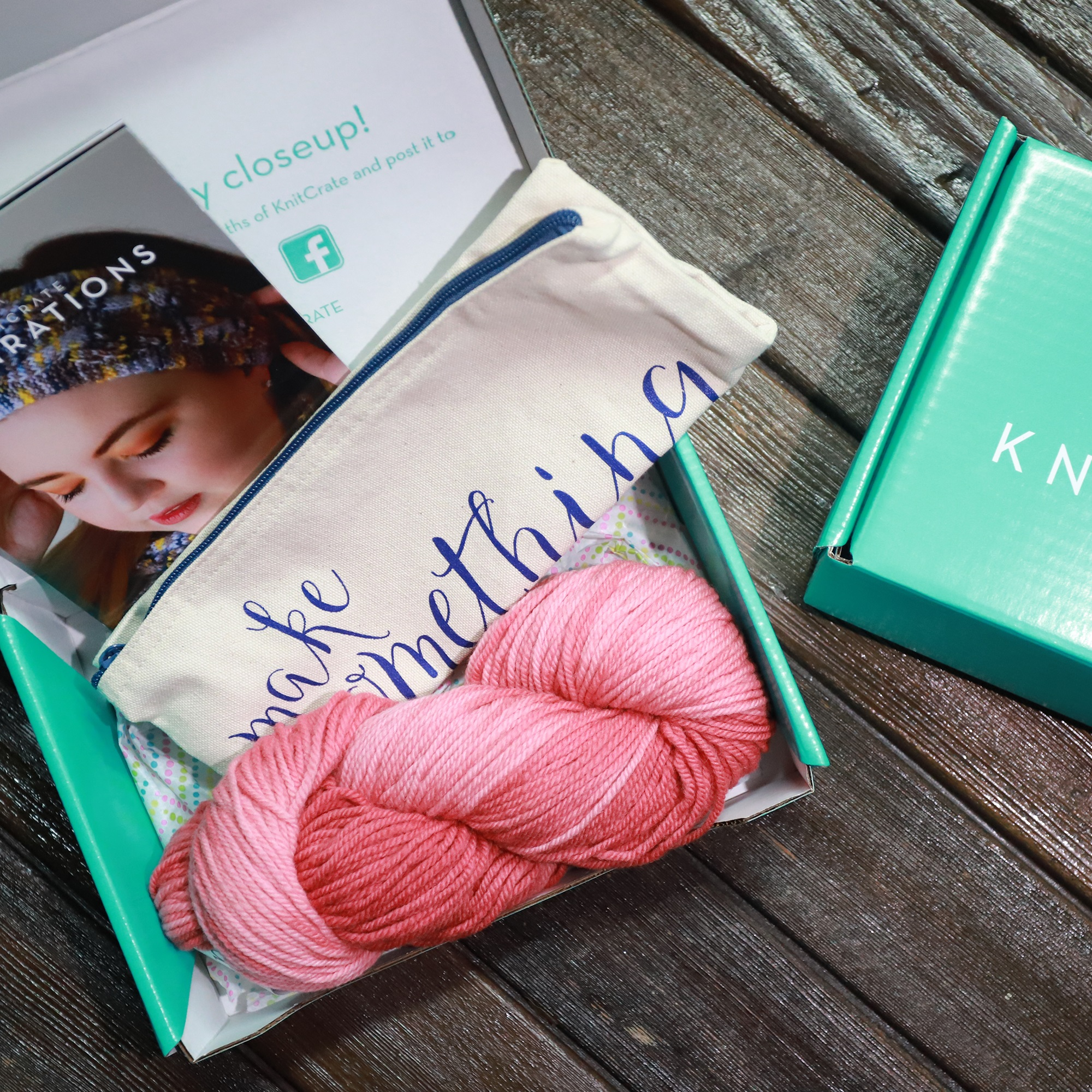 - KnitCrate Membership - Premium Yarn Subscription Box For Knitters and Crocheters