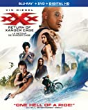 xXx: Return of Xander Cage [Blu-ray + DVD + Digital HD] (Bilingual)