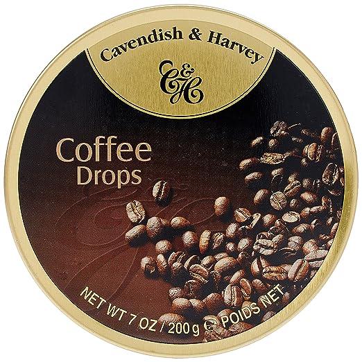 Cavendish Caramelos con Café - 1 Paquete de 9 x 19.44 gr - Total: 175 gr: Amazon.es: Alimentación y bebidas