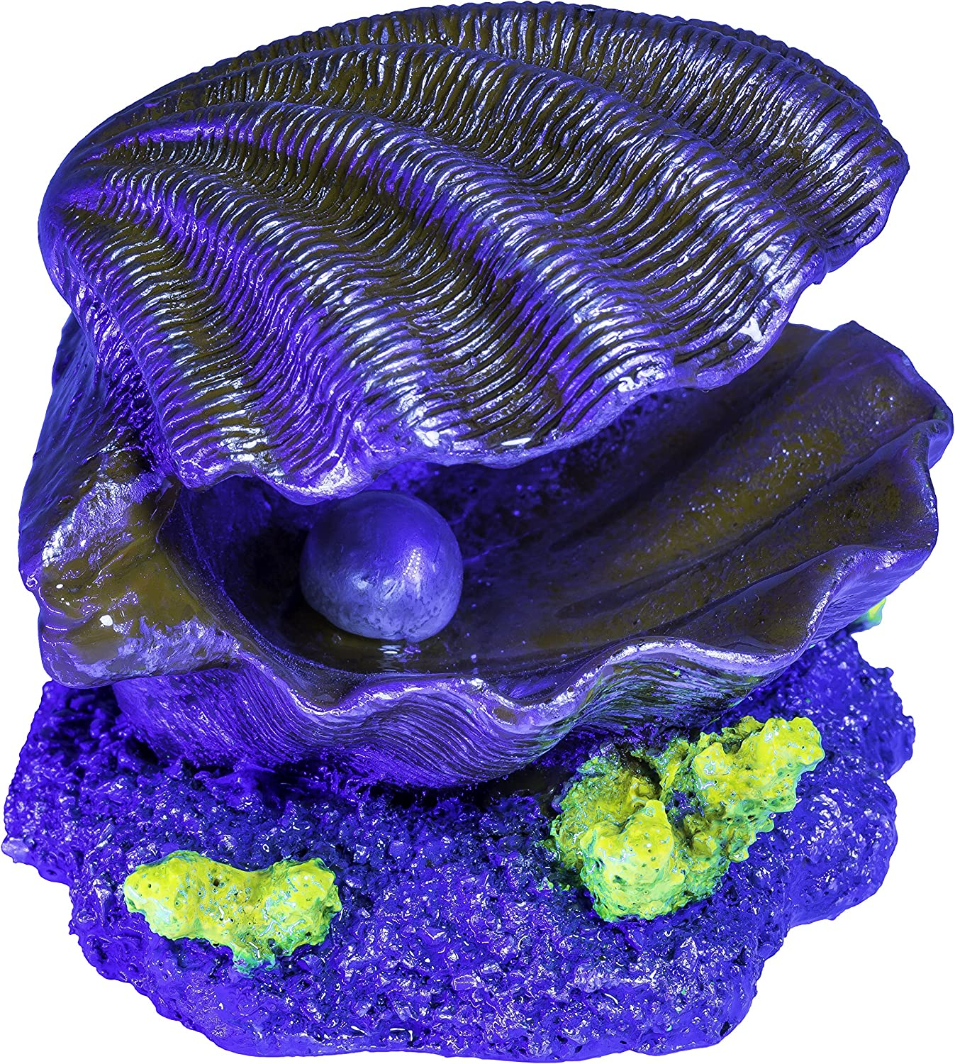Clam GloFish Ornament
