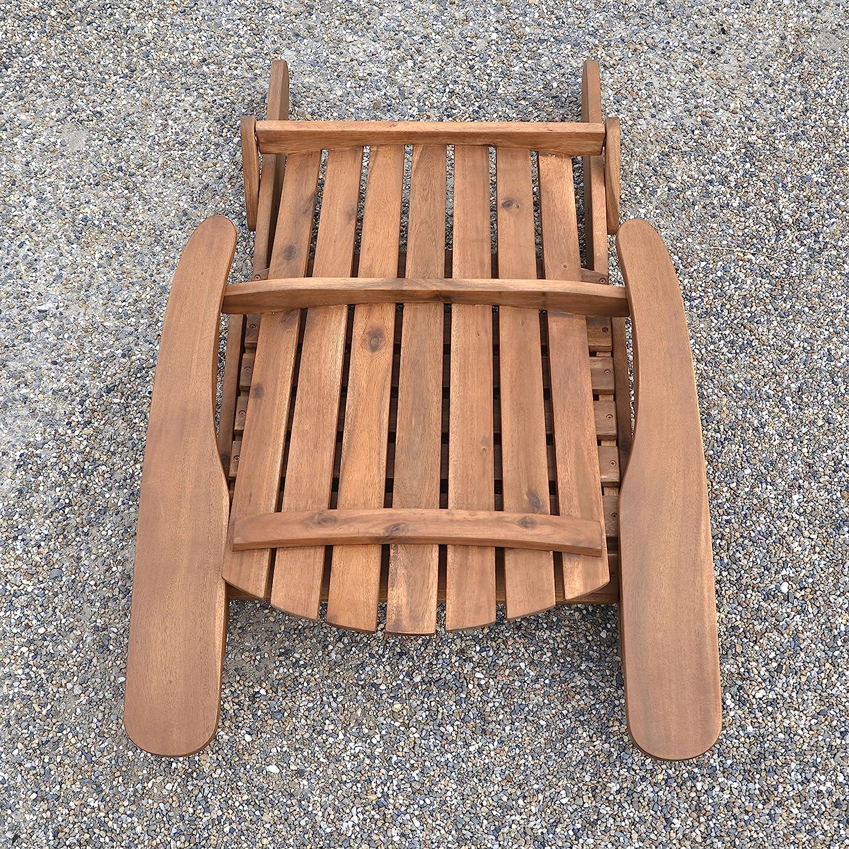 Amazon.com: Plant Theatre, silla de madera dura, plegable ...