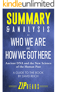 Who we are and how we got here ancient dna and the new science of summary analysis of who we are and how we got here ancient dna and fandeluxe Images