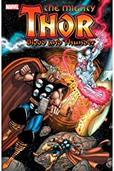 Thor: Blood & Thunder Kindle Edition
