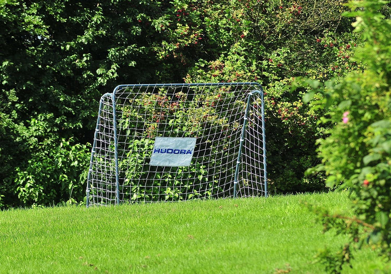 HUDORA Fußball-Tor Freekick mit Torwand - Fußballtor Garten - 76900 ...