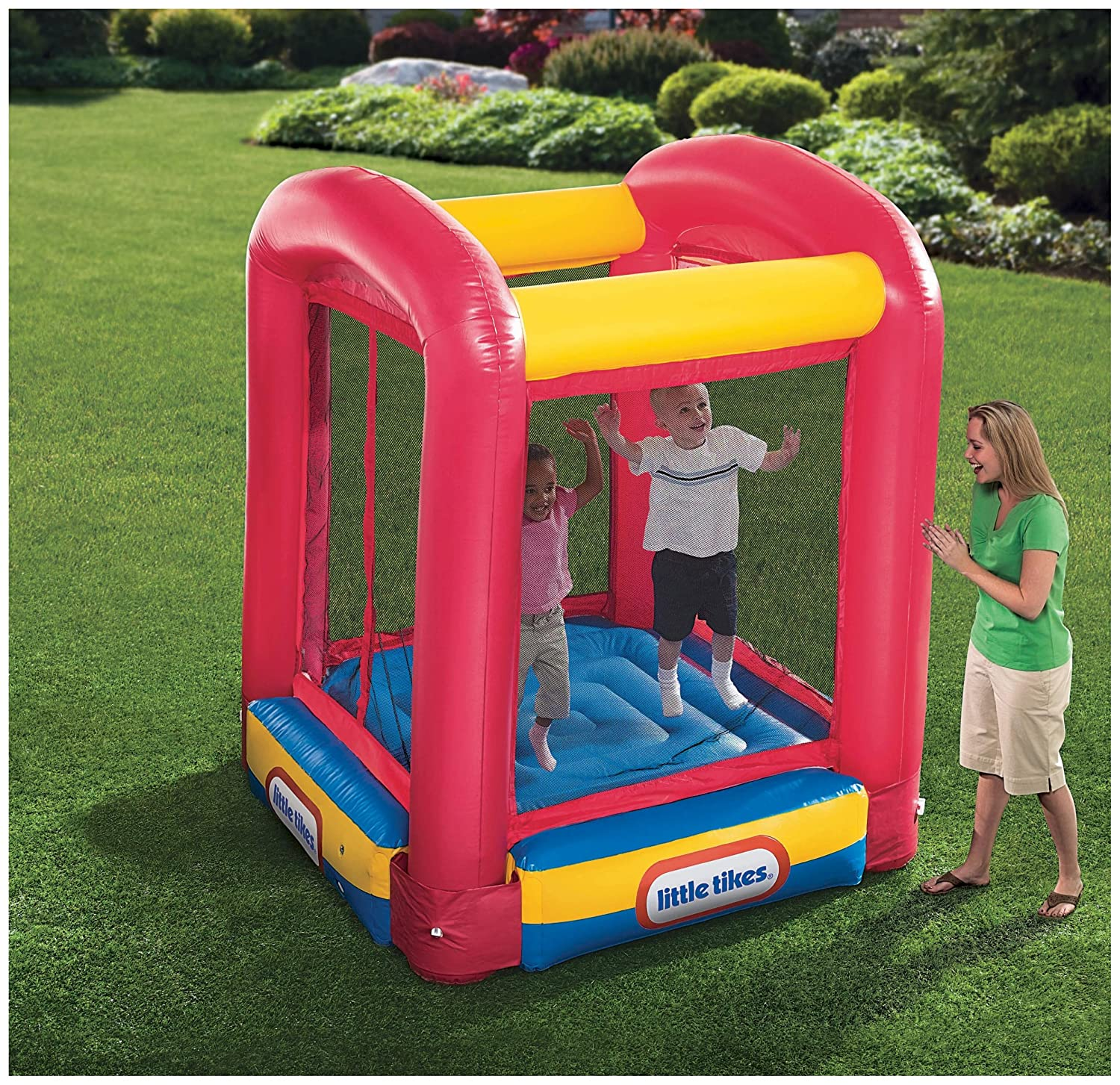 Amazon Little Tikes Bounce House Trampoline Toys Games