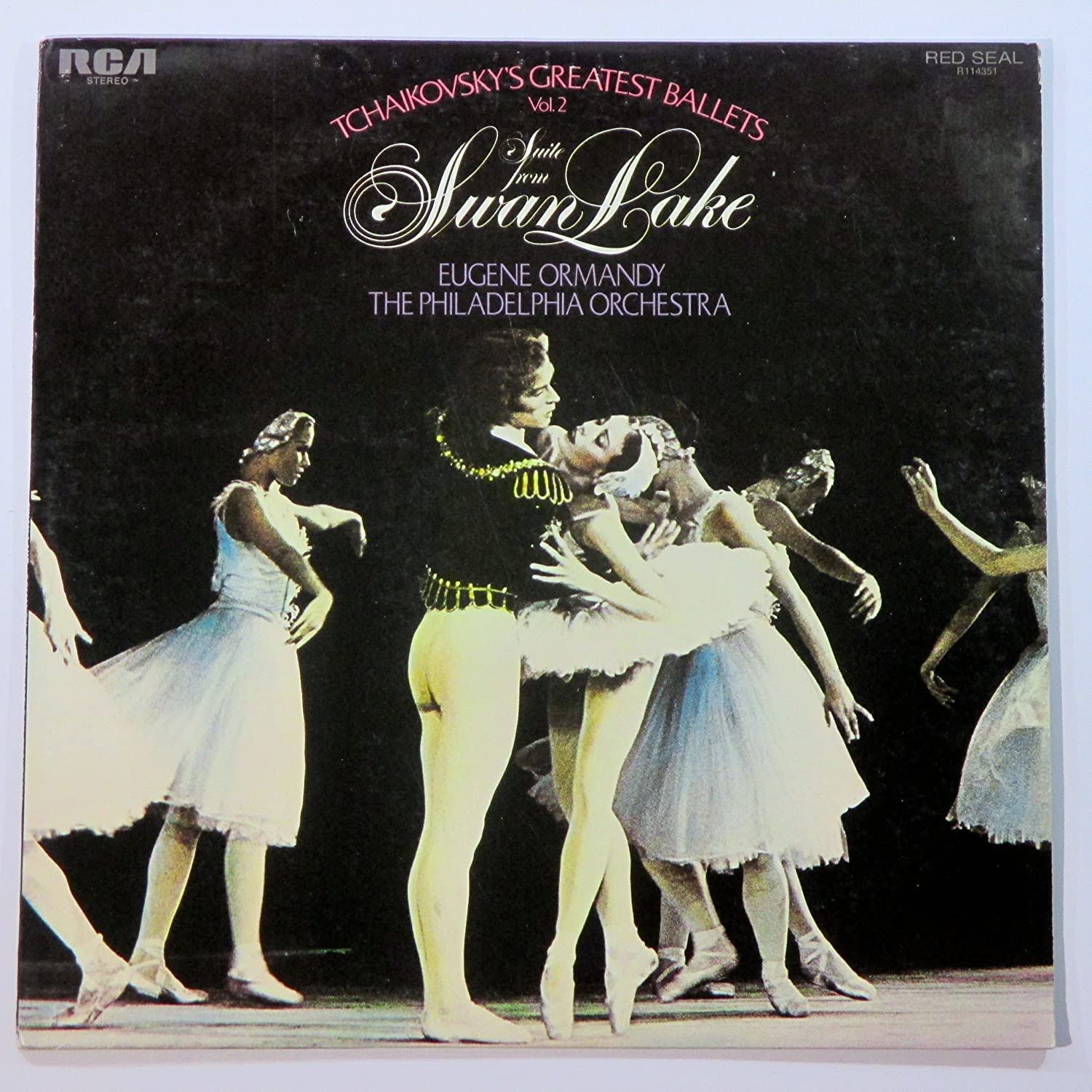 Tchaikovsky's Greatest Wholesale Ballets Vol. 2: Lake Swan Max 66% OFF From Suite