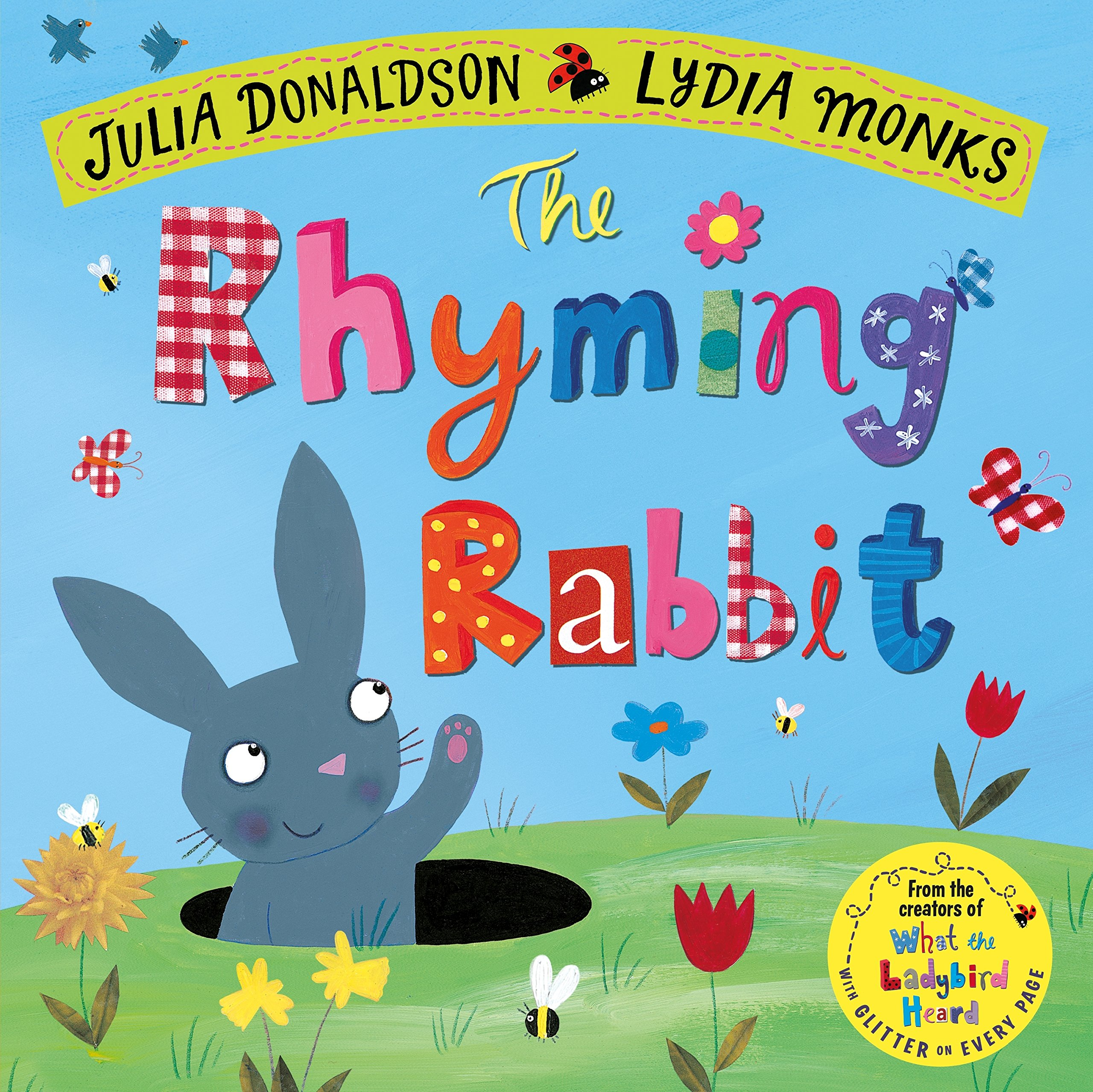 The Rhyming Rabbit (Julia Donaldson/Lydia Monks)