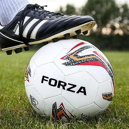 Best Soccer Ball For PracticeSoccer Balls FORZA Training Soccer Ball 2018