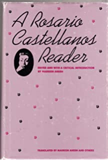 Amazon cartucho and my mothers hands texas pan american a rosario castellanos reader an anthology of her poetry short fiction essays fandeluxe Choice Image