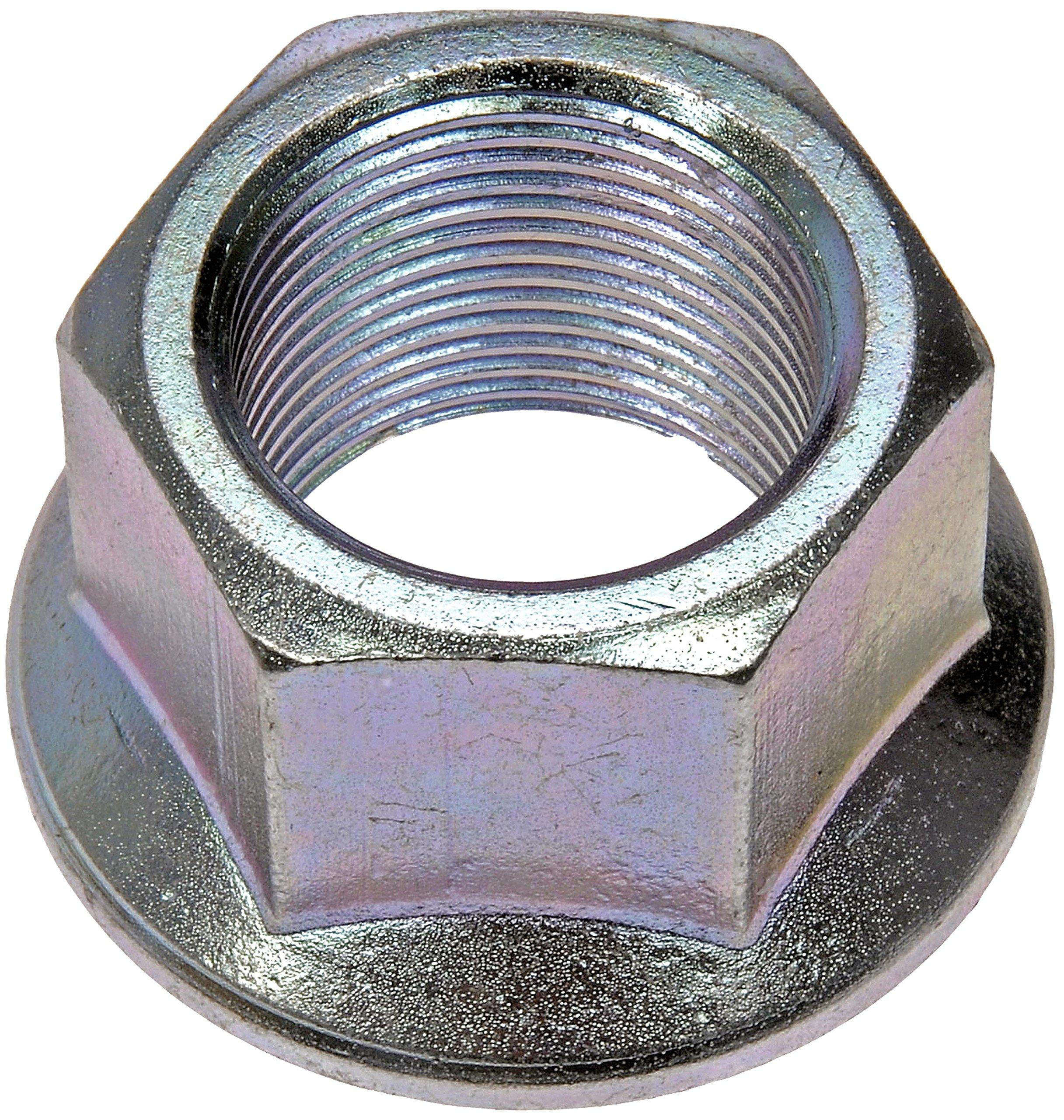 Dorman 615-223 M24-1.50 Hex 1-1/4'' Spindle Nut, Pack of 2