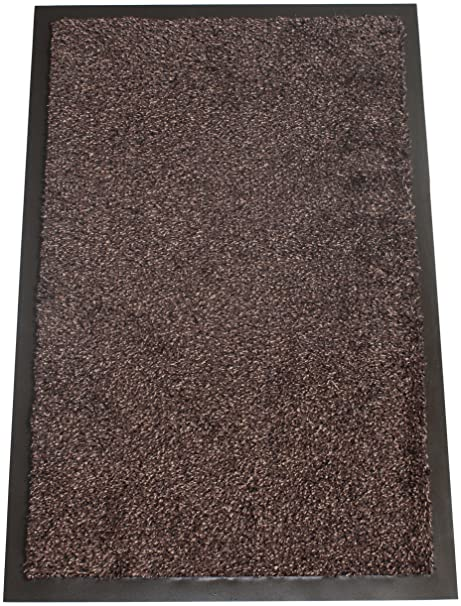 Amazing William Armes Dandy Washamat Doormat, 60 X 40 Cm, Dark Brown