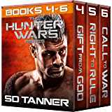 Hunter Wars Series (Books 4 - 6) (Hunter Wars Boxed Sets Book 2)