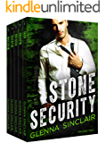Stone Security: Arizona: The Complete 5 Books Series