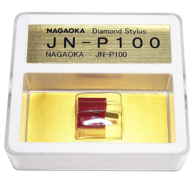 Nagaoka Diamond Stylus JN-P100 for MP-100, MP-100H JNP100