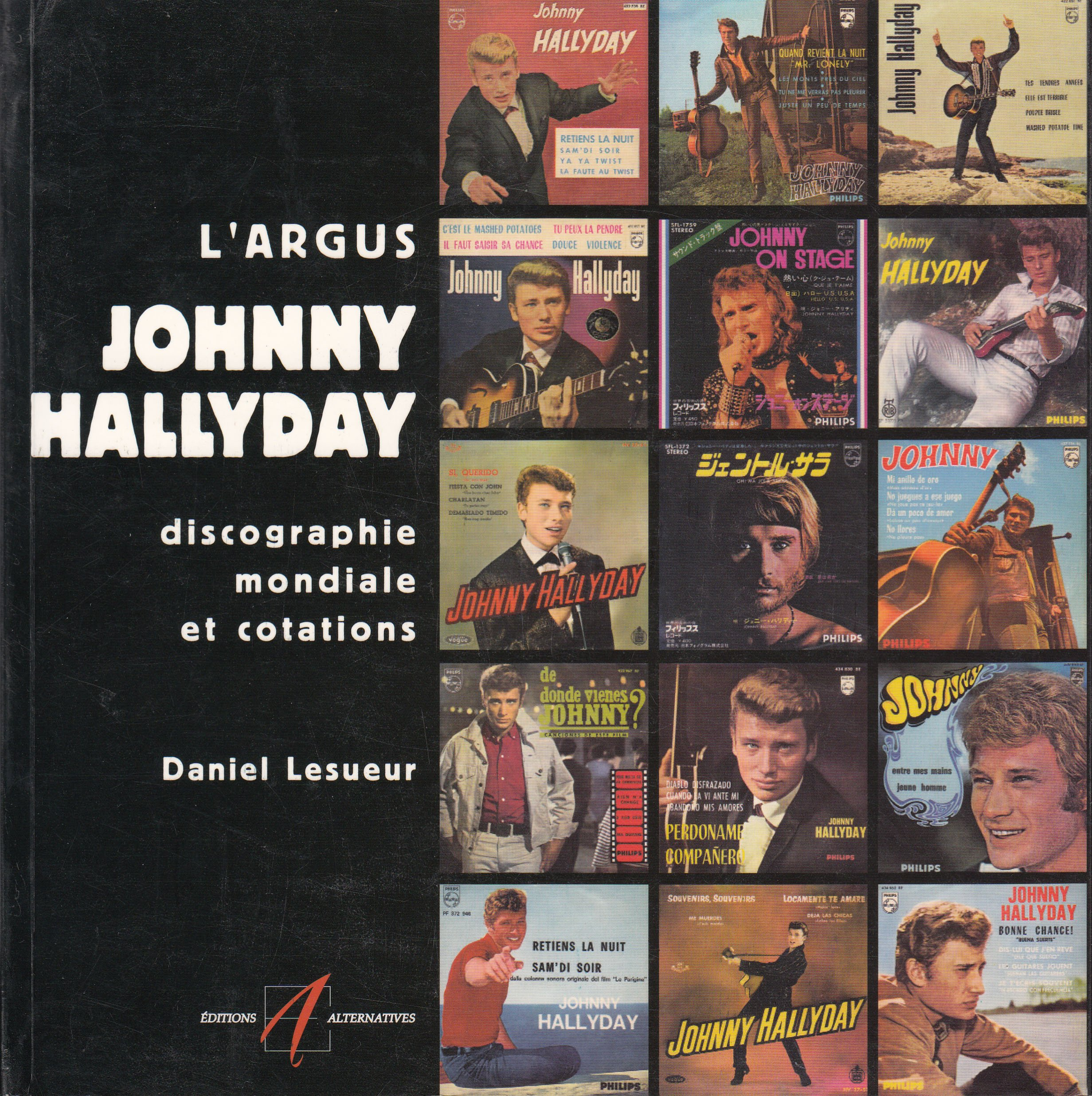 Discographie Johnny Hallyday >> Argus Johnny Hallyday Discographie Mondiale Et Cotations Amazon