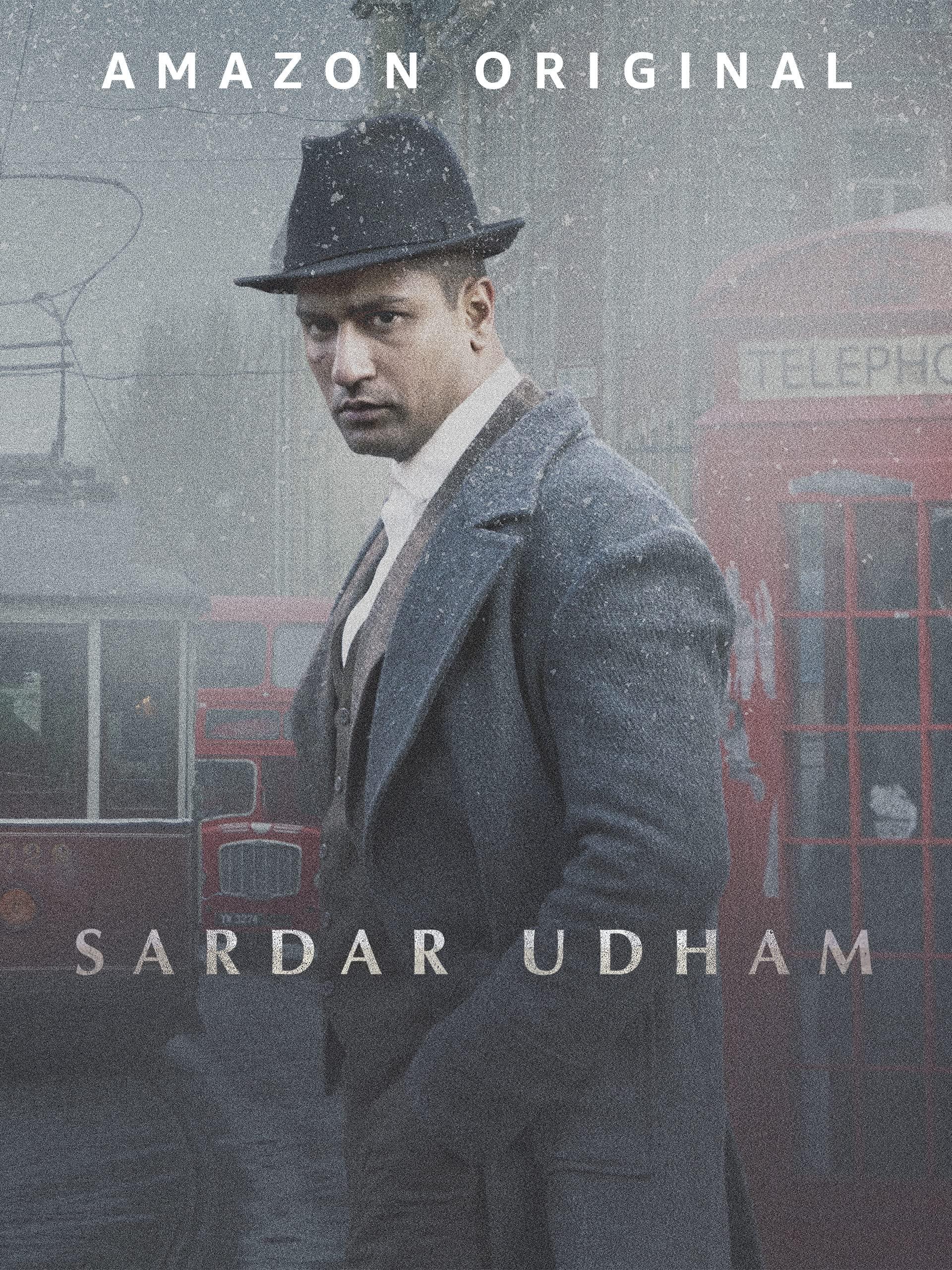 Sardar Udham (4K UHD) on Amazon Prime Instant Video UK