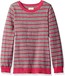 e023d50ebe10 Amazon.com  Scout + Ro Big Girls  Peplum Sweater