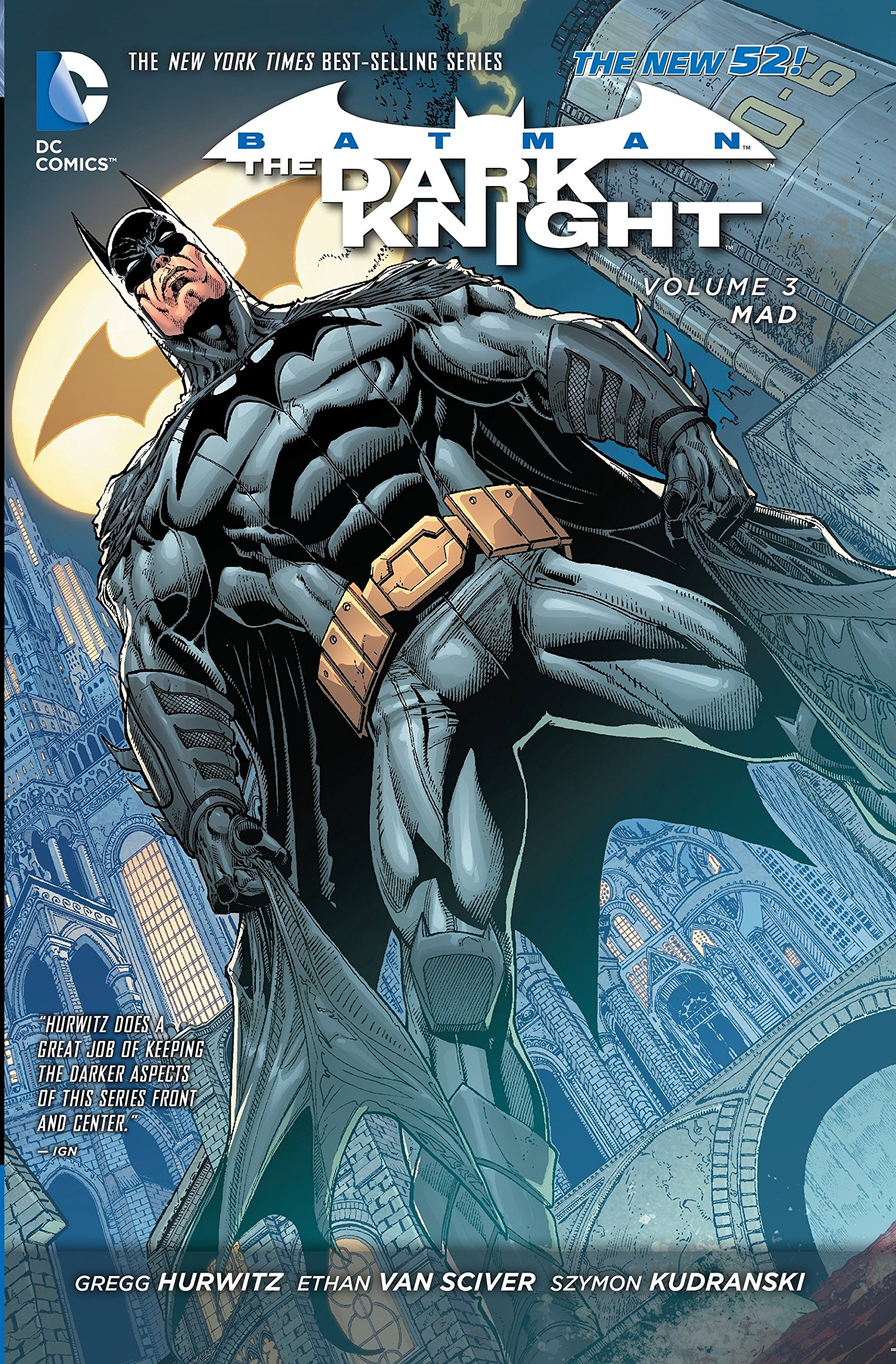 Batman The Dark Knight Comic Book