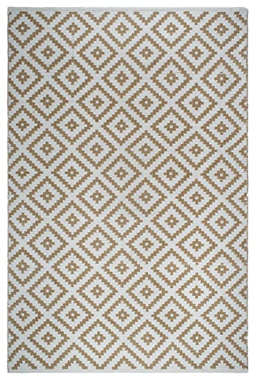Amazon Com Fab Habitat Indoor Outdoor Floor Rug Handwoven Made