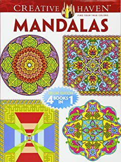 Overstock Dover PublicationsCreative Haven Mandalas