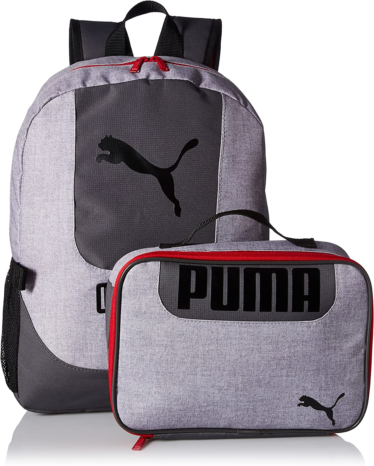 PUMA Kids' Lunch Box Backpack Combo