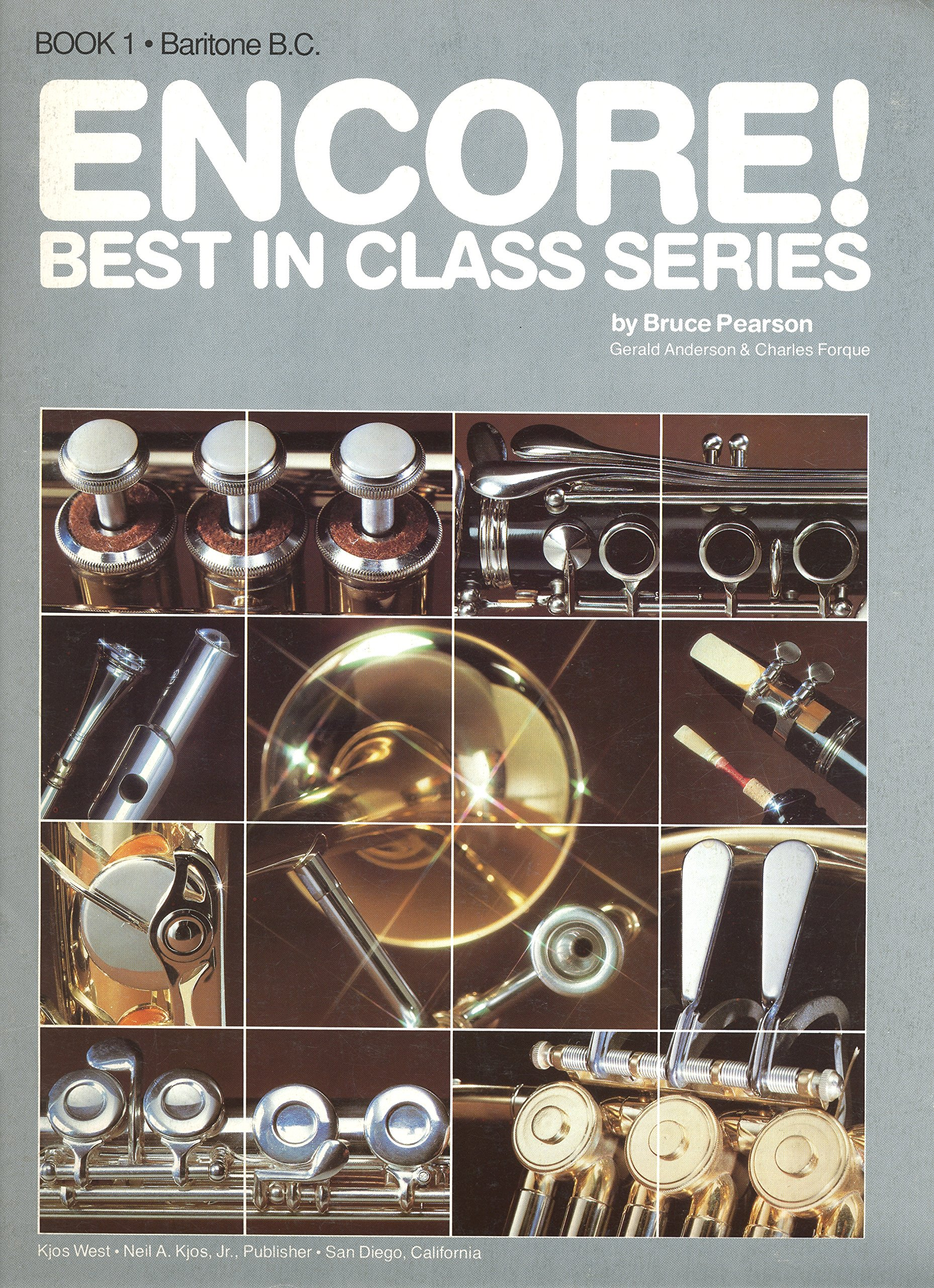 encore best in class series flute book 1