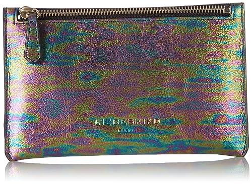 Sabiaw7 Oilsli, Womens Wallet, Mehrfarbig (Multicol. Oil Slick), 3x10x12 cm (B x H T) Liebeskind
