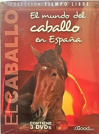 El mundo del caballo en España [DVD]: Amazon.es: Varios: Cine y Series TV
