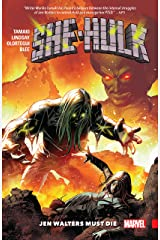 She-Hulk Vol. 3: Jen Walters Must Die (Hulk (2016-2018))