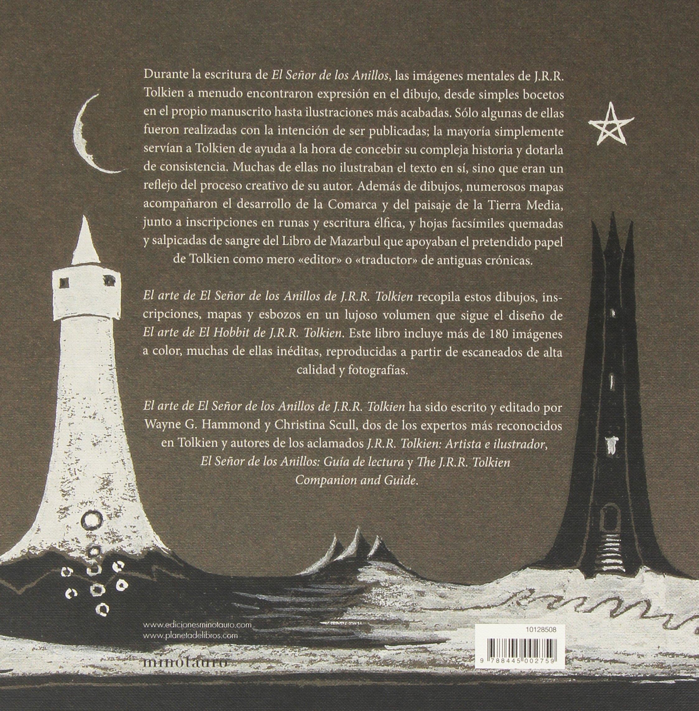 El arte de El Señor de los Anillos de J.R.R. Tolkien: 3 Biblioteca ...
