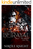 Betrayal: Fire & Brimstone Scroll 4 (Gay Paranormal Romance)