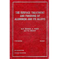 The Surface Treatment and Finishing of Aluminum and Its Alloys (06727G) 2 Vol set.