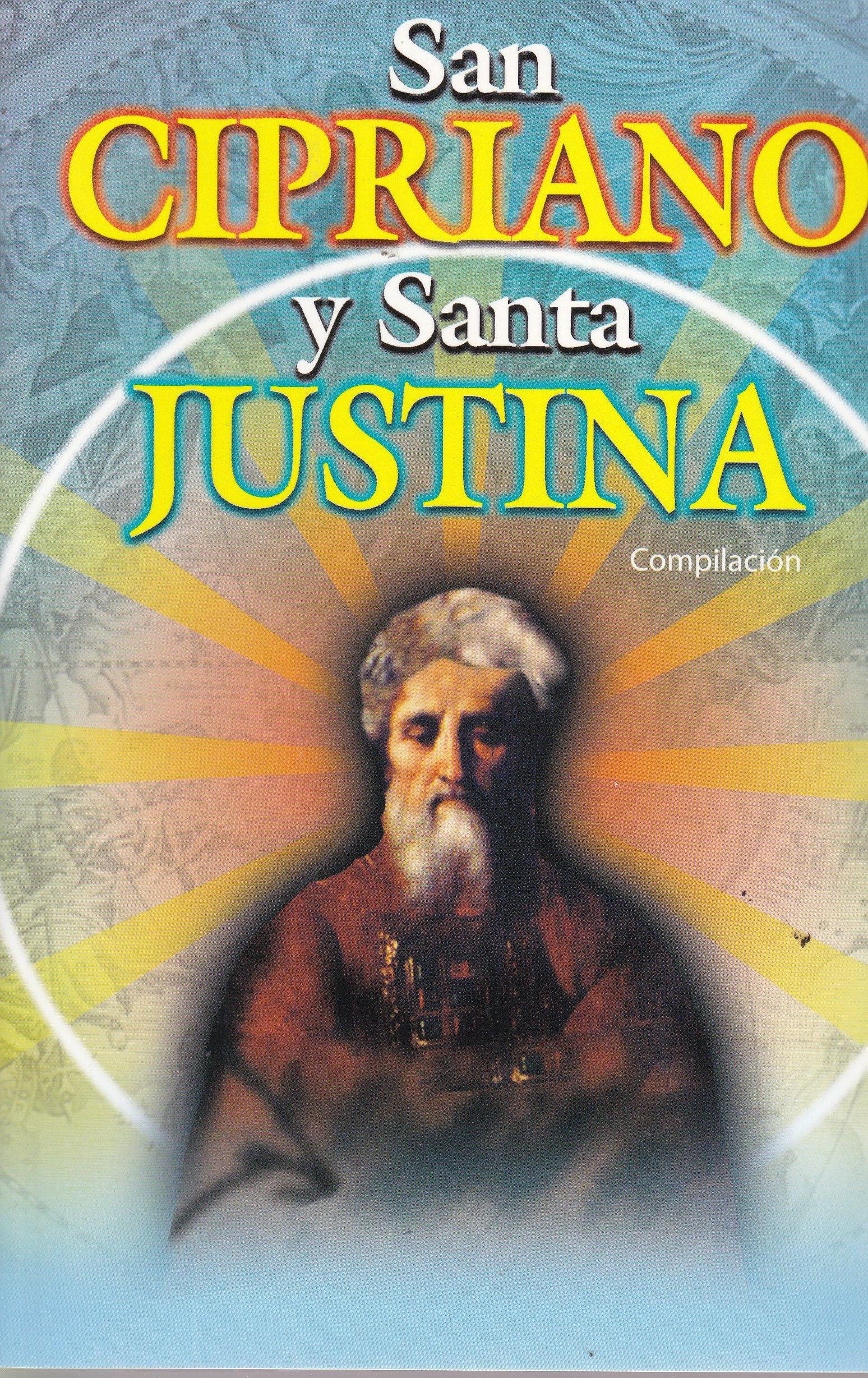 El Libro de San Cipriano y Santa Justina: Amazon.es: Editores Mexicanos: Libros