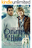 Outwitted by a Husky (Mystic Pines Book 1)
