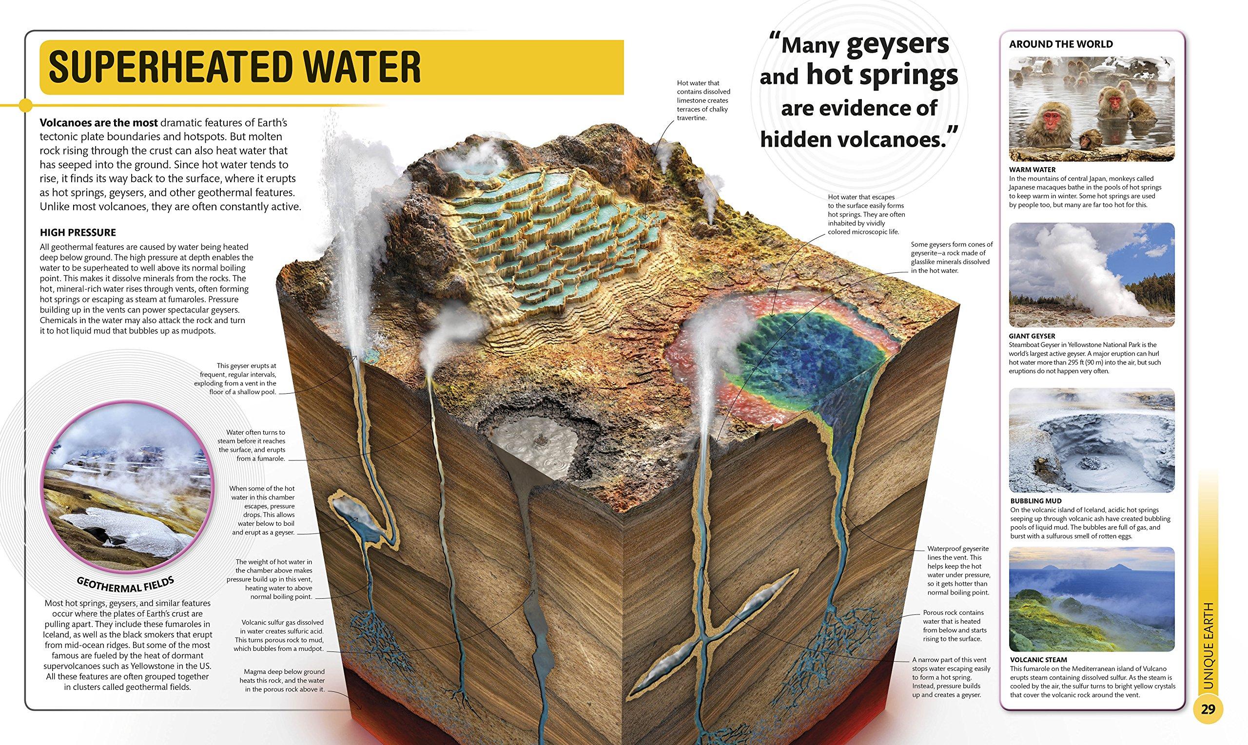 Super Earth Encyclopedia (Super Encyclopedias): DK: 9781465461872:  Amazon.com: Books