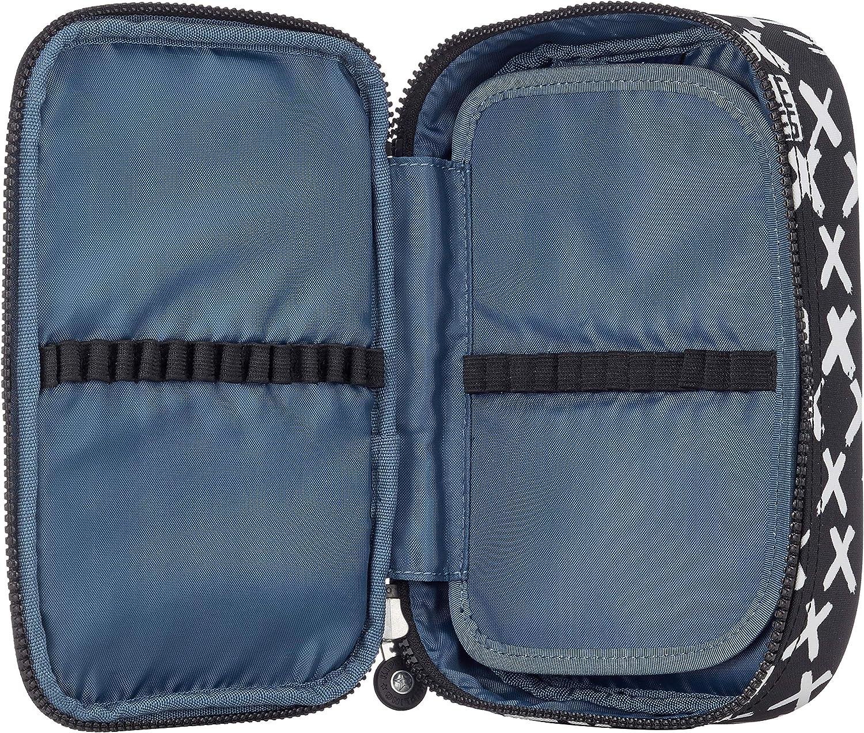 21 cm 1.5 liters Deep Aqua C Bleu Kipling 100 Pens Trousses