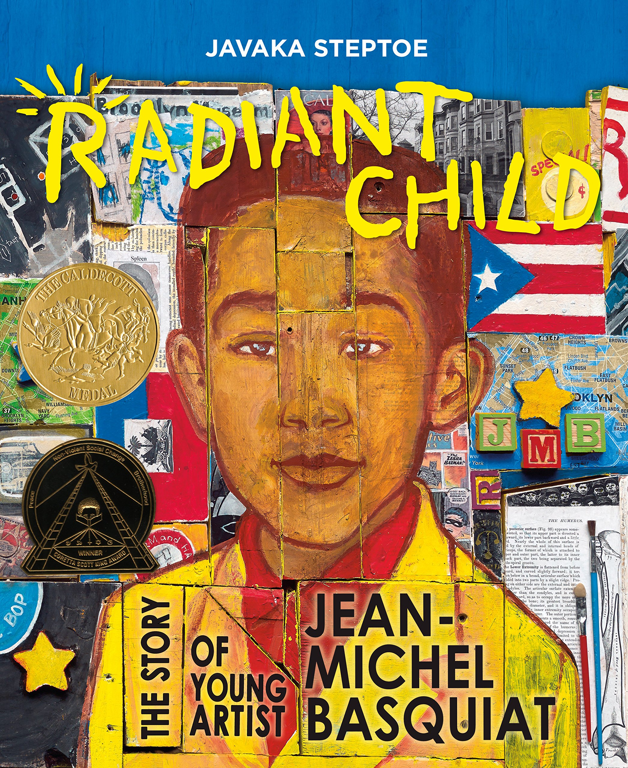 Radiant Child Jean Michel Childrens Literature